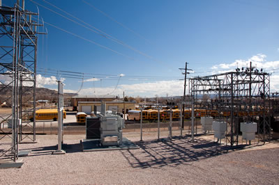 Grants Substation